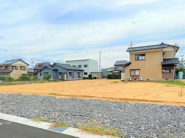 [売主]坂井市春江町中筋J区画